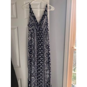 SOMA Maxi Dress (Never Worn)